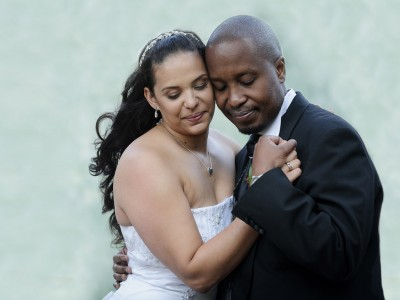 Terry and Sechaba's Special Day