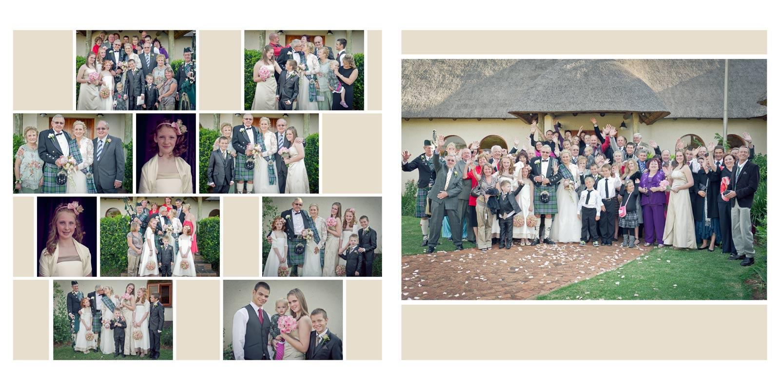 Nathalie Boucry Photography | Deidre and Lister Wedding Album 015