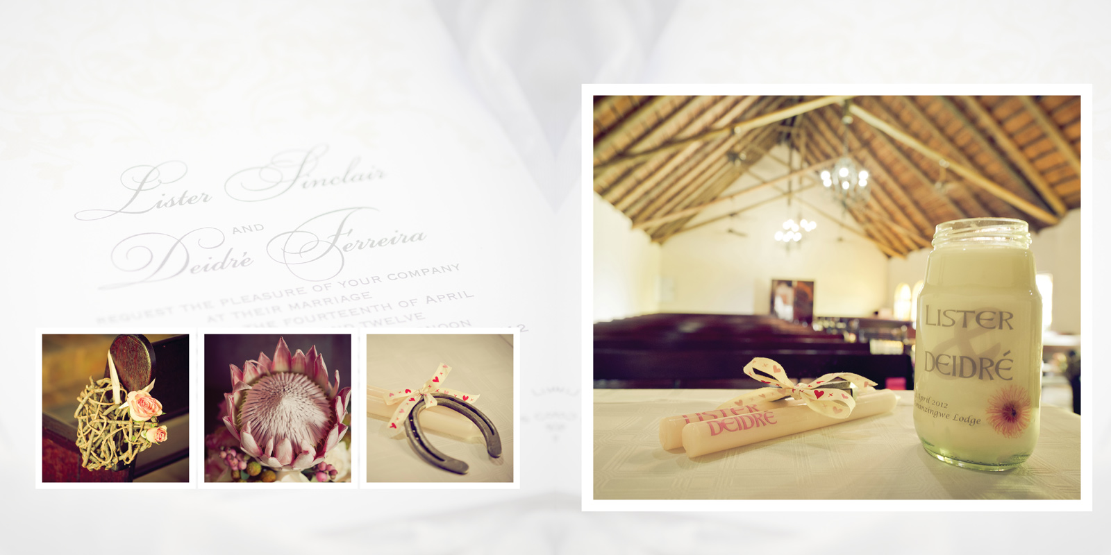 Nathalie Boucry Photography | Deidre and Lister Wedding Album 009